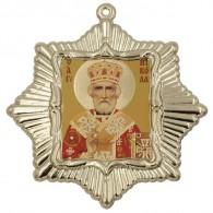 Николай Чудотворец (в митре)